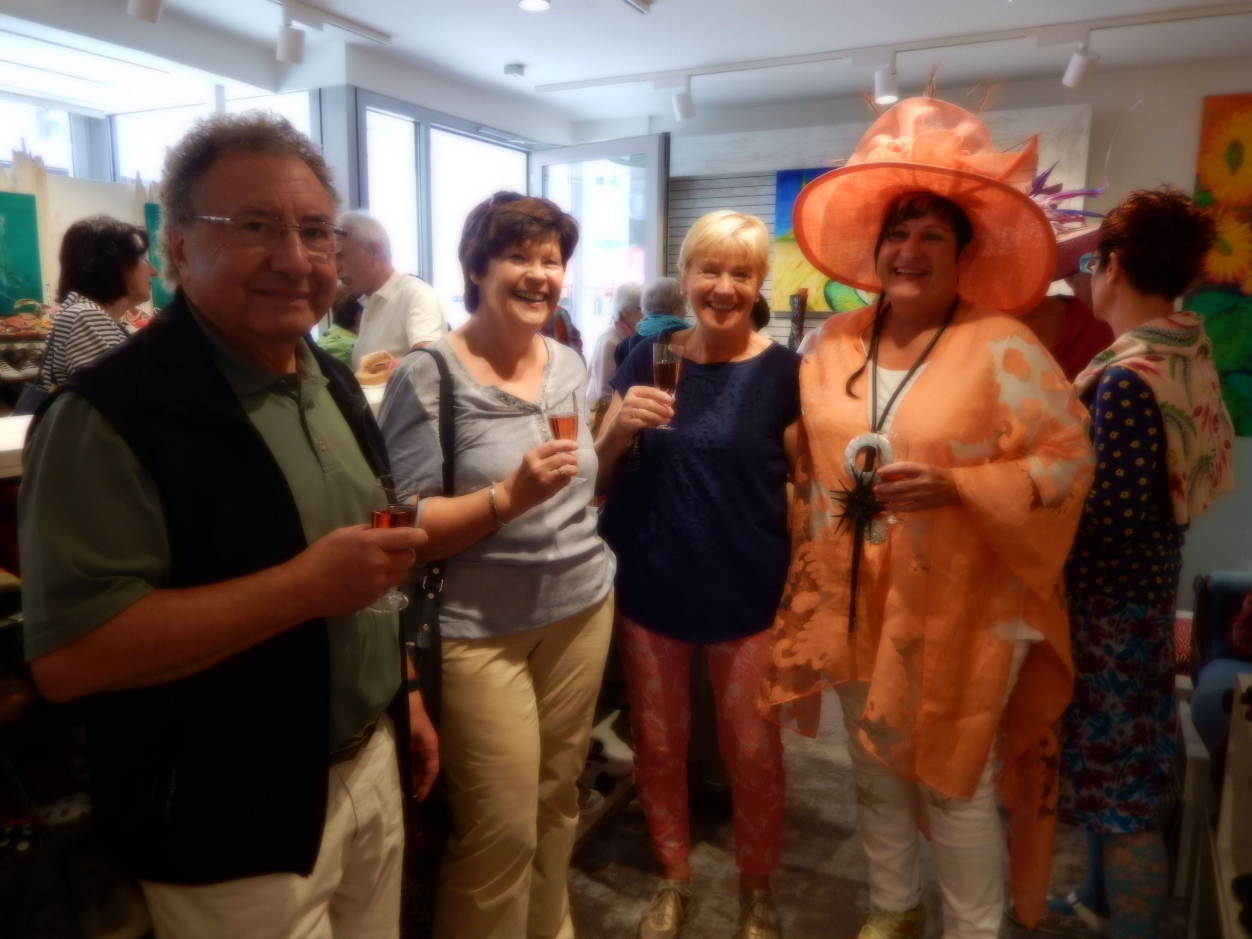 Vernissage Schuhhaus Geiger Bad Waldsee